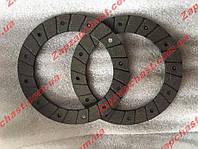 Ремкомплект диска сцепления Ваз 2101 2102 2104 2105 2107 накладки сцепдения сверленые, фото 1
