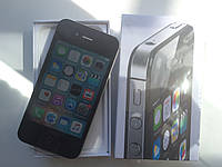 Apple IPhone 4S 16GB black/ NeverLock / Новый. Днепр