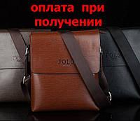 0dd26ab686cc Кожаные Мужские Сумки Polo — Купить Недорого у Проверенных Продавцов ...