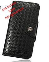 Чоловічий шкіряний гаманець портмоне клатч Balisi, фото 1