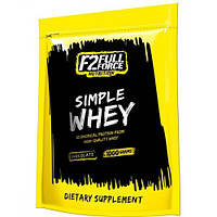 Full Force Nutrition SimpleWhey 1000 g