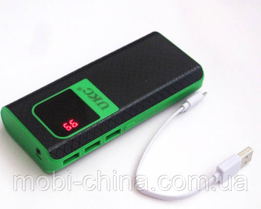 Универсальная батарея  - UKC mobile power bank 18000 mAh, фото 2