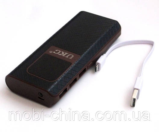 Універсальна батарея - UKC mobile power bank 18000 mAh new2, фото 2