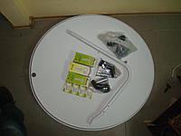 Комплект антенна на 3 спут.  для четырёх телевизров Q -SAT