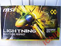 MSI GeForce GTX 980 Ti Lightning