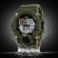 Милитари Часы SKMEI MILITARY S-SHOCK mod.1019