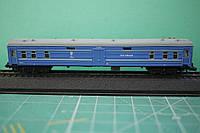 Багажный вагон СБ-7 (для октябрей PIKO)  голубой