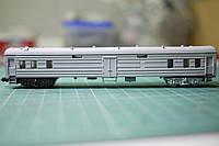 Багажный вагон СБ-7 (для октябрей PIKO)