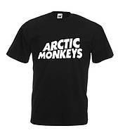 Футболка с рок группой группа Arctic Monkeys