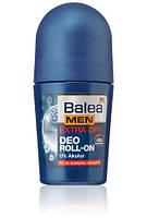 Дезодорант кульковий чоловічий Balea Men Extra Dry 50мл. Німеччина