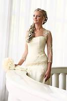 Платье свадебное, б/у после химчистки