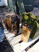 Короб(Ящик) с масленками к  пулемету Максим