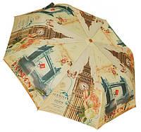 Женский зонт полуавтомат 3677 London