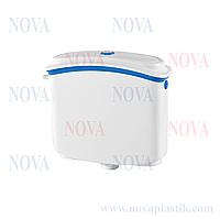 Пластиковый подвесной бачок для унитаза Nova 4090 (Турция)