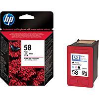 Картридж струйный HP 58 (C6658AE)