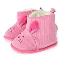 Пинетки-сапожки утепленные для девочки Berni 5950