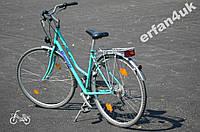"""Жіночий велосипед Bianchi Spillo Сeleste 28""""з Нім/CТАН/Безп.дос"""