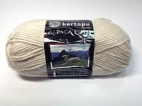 Пряжа alpaca polo - цвет натуральный