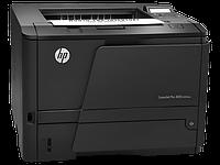 Лазерний принтер HP LaserJet Pro 400 Printer M401dn з Європи б.в