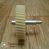Шестерня с металлическим валом Moulinex ME60515, фото 1