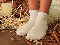Носки Casual белые для мальчика