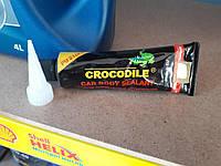 Герметик шовный полиуретановый Крокодил Crocodile (Черный) 60мл