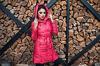 Стеганое зимнее пальто (3 цвета)