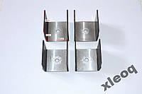 Радиатор алюминиевый 45Х47Х45