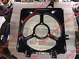 Диффузор радиатора Заз 1102 1103 таврия славута новый образец голый, фото 5