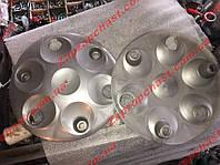Колпаки колесные заз 1102 1103 таврия славута серебристые, фото 1