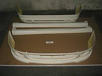 Обвес кузова Geely CK-2 (накладки бамперов, пороги) оригинал