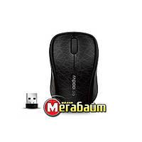 Мышь беспроводная RAPOO 3100p черная USB