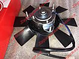 Вентилятор охлаждения радиатора заз 1102 1103 таврия славута AURORA, фото 3