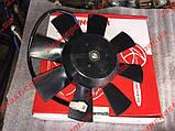 Вентилятор охлаждения радиатора заз 1102 1103 таврия славута AURORA, фото 5