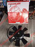 Вентилятор охлаждения радиатора заз 1102 1103 таврия славута AURORA, фото 8