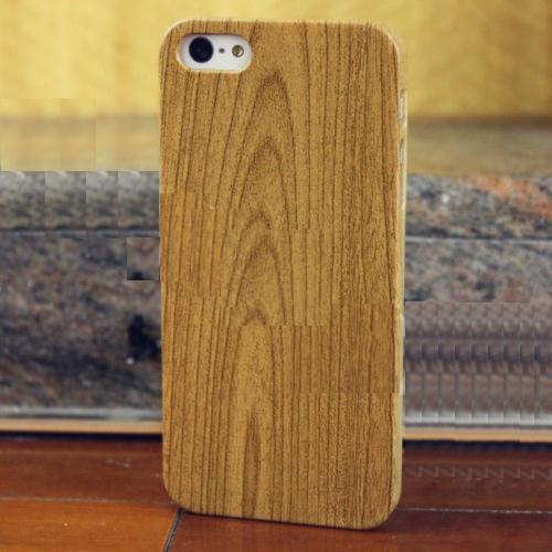Роскошный чехол под дерево для Apple iPhone 5/5S