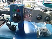 Паяльник для пластиковых труб WMT тефлон с ножница