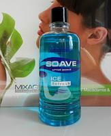 Лосьон после бритья SOAVE Ice  Refresh 400 мл