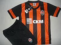 Футбольная форма детская Шахтер оранжевая