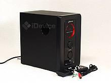 Акустическая система 2.1 Optima OPT 338 USB/SD/FM, фото 3