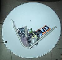 Спутниковая антенна на 3 спутника