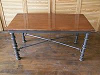 Ажурный кофейный, журнальный столик