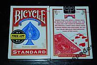 Карты  игральные Bicycle Standard (США)
