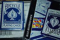 Карты игральные Bicycle Blue Reversed+Gaff
