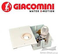 """Унибокс""""Giacomini"""" для тёплого пола R508K Италия."""