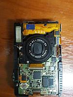 Canon IXUS75 объектив
