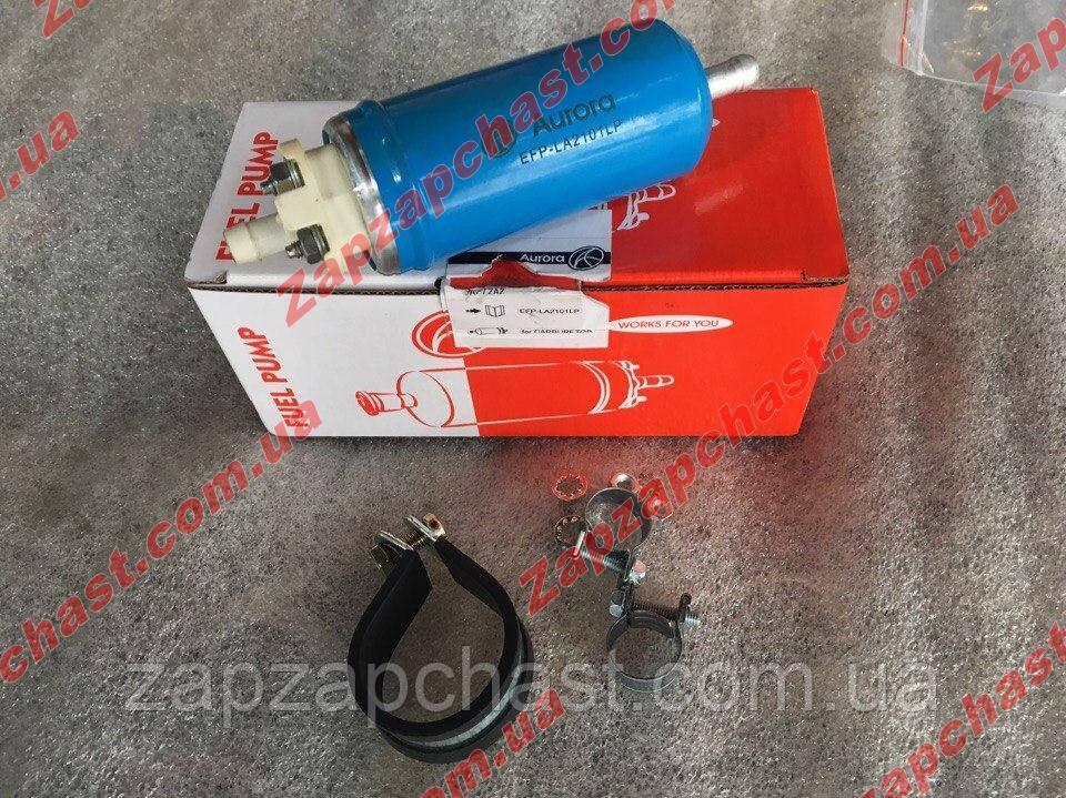 Электробензонасос низкого давления для карбюраторных автомобилей (замена механики)
