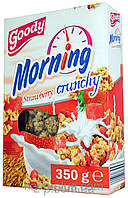 Кранчи, мюсли Goody Morning Strawberry 350 г