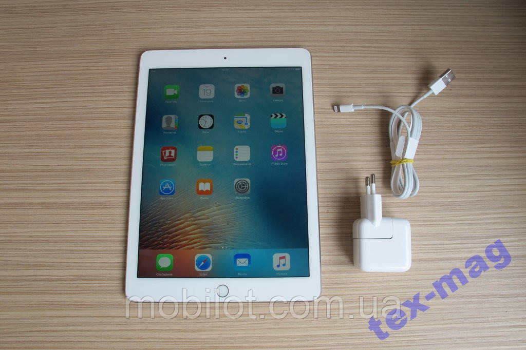 Планшет Apple A1566 iPad Air 2 Wi-Fi 64GB