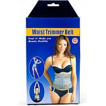 Корректирующий пояс-корсет Waist Trimmer Belt, фото 3